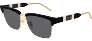 Gucci - Occhiale da Sole Uomo, Black/Grey Shaded  GG0603S  001  C56