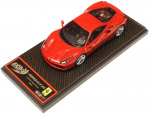 Ferrari 488 GTB 2015 Met Rosso Corsa 322 Ltd 488 Pcs