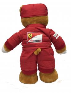 Scuderia Ferrari Teddy Bear