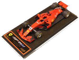 Ferrari SF 71-H GP Australia 2018 S. Vettel Winner Ltd 471 Pcs
