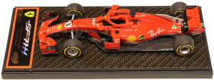 Ferrari SF 71-H GP Australia 2018 S. Vettel Winner Ltd 471 Pcs