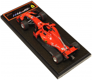 Ferrari SF 71H GP Canada 2018 S. Vettel Winner Ltd 300 Pcs
