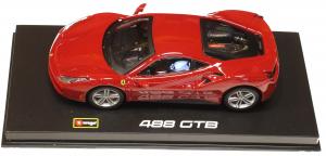 Ferrari 488 GTB Rosso Presentazione