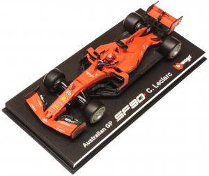 Ferrari SF90 GP Australia 2019 C. Leclerc