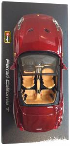 Ferrari California T Open Rosso Presentazione