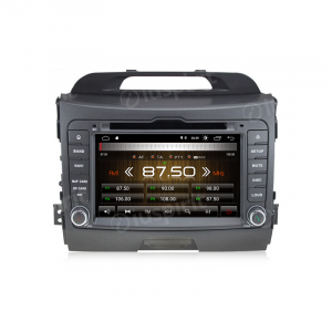 ANDROID 10 autoradio 2 DIN navigatore per Kia Sportage 2010-2015 GPS DVD USB SD WI-FI Bluetooth Mirrorlink