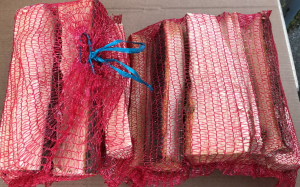 Legna da ardere in faggio in sacchi da 5 kg