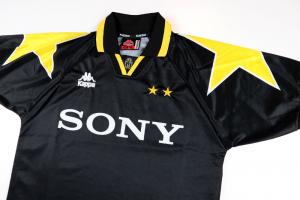 1995-96 Juventus Maglia Terza L *Nuova
