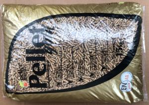 Pellet GOLD in legno abete