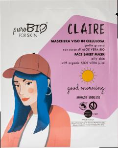 Maschera Viso Claire