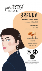 Maschera Viso Brenda