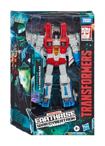 Transformers Generations War for Cybertron: Earthrise Action Figures - STARSCREAM