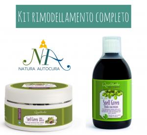 Kit Rimodellamento Completo Per Gruppo Naturautocura