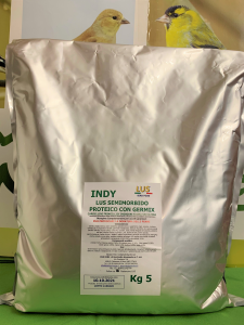 INDY LUS SEMIMORBIDO PROTEICO CON GERMIX 5kg