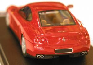 Ferrari 612 Scaglietti Red 1/43