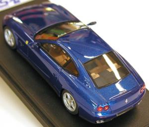 Ferrari 612 Scaglietti Blue 1/43