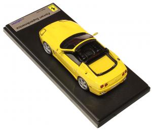 Ferrari Superamerica 2004 Open Roof Yellow 1/43