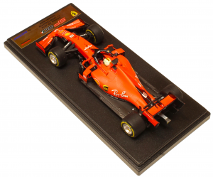 Ferrari SF90 F1 1000th GP Chinese GP 2019 S. Vettel 1/43