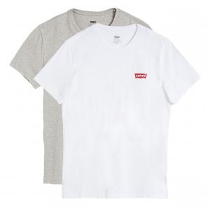 Coppia T-shirt uomo LEVI'S basica manica corta