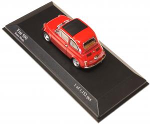Fiat 500 L 1965 Red 1/43