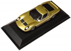 Lamborghini Miura 1966 Gold 1/43
