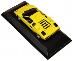 Lamborghini Countach 1970 Yellow 1/43