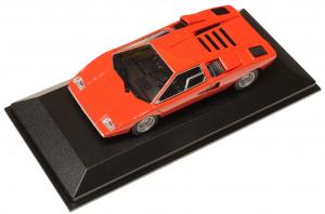 Lamborghini Countach 1970 Red 1/43