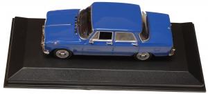 Alfa Romeo Giulia 1600 1970 Blue 1/43