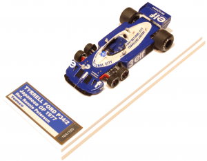 Tyrrell Ford P34/2 Japanese Gp 1977 Ret. Ronnie Peterson Ltd 125 Pcs 1/43