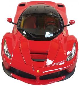 Ferrari LaFerrari Red Black Roof 1/18