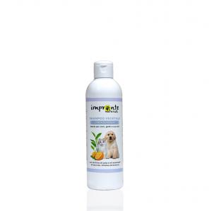 Shampoo vegetale per cani, igienizzante e purificante  250ml