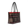 Shopper tartan bronze - GUM DESIGN