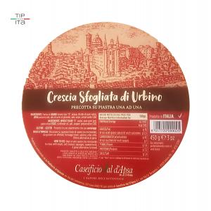 Crescia sfogliata di Urbino - 3pz
