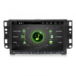 ANDROID 10 autoradio navigatore per Chevrolet Captiva Epica Tosca Aveo Lova Kalos Matiz GPS DVD USB SD WI-FI Bluetooth Mirrorlink