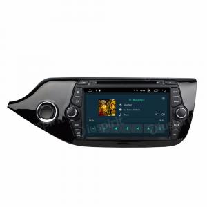 ANDROID 10 autoradio 2 DIN navigatore per Kia Ceed Cee'd 2012-2016 GPS DVD USB SD WI-FI Bluetooth Mirrorlink