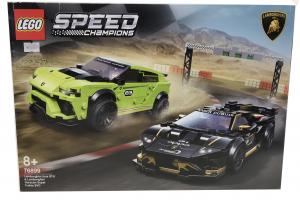 Lego Lamborghini Urus St-x&Lamborghini Huracan Super Trofeo Evo