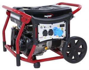 Generatore di corrente WX 6200 ES