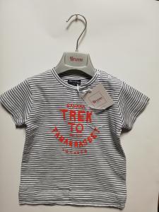 T-shirt jersey rigato 3-36 mesi