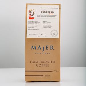 Caffè Majer in grani Etiopia Sidamo  -  1000gr
