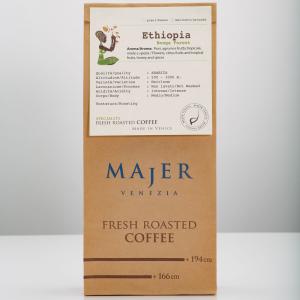 Caffè Majer in grani Etiopia Bonga Forest  -  250gr
