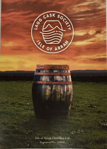 Whisky Machrie Moor Single Malt Scotch Whisky - Isle of Arran