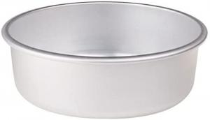 Tortiera conica in alluminio cm.8h diam.24