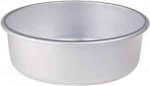 Tortiera conica in alluminio cm.8h diam.32