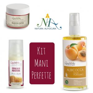 Kit Mani Perfette Per Gruppo Naturautocura