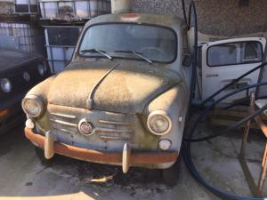 RICAMBI USATI FIAT 600