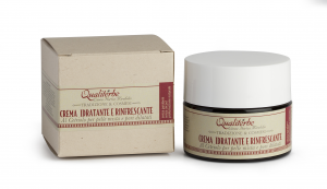 Moisturizer and Refreshing Cucumber Face Cream, for combination skin and enlarged pores - PARABEN FREE