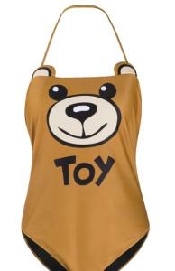 Costume intero Teddy Toy Moschino