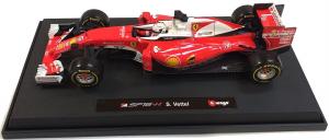 Ferrari SF16-H S. Vettel 2016 1/18