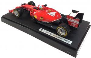 Ferrari F14-T F. Alonso 2014 1/18