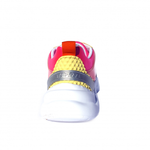 Chunky sneaker fuxia Apepazza Girl
